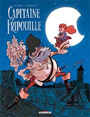 BD Capitaine Fripouille
