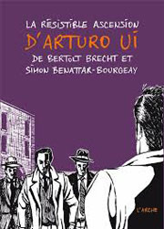 BD La Résistible Ascension d'Arturo Ui