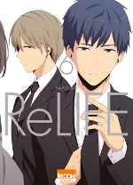 BD ReLIFE - ReLIFE - tome 6