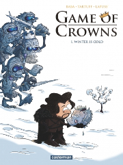 Accéder à la BD Game of Crowns