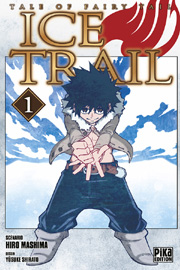 BD Tale of Fairy Tail - Ice Trail