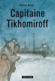 BD Capitaine Tikhomiroff