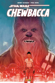 BD Star Wars - Chewbacca