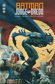 BD Batman / Judge Dredd - Jugement à Gotham