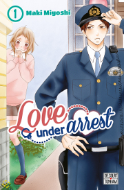 Accéder à la BD Love Under Arrest