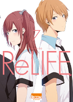 BD ReLIFE - ReLIFE - tome 7