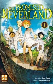 Accéder à la BD The Promised Neverland