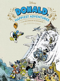 Accéder à la BD Donald's Happiest Adventures