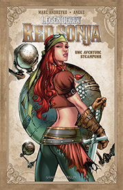 BD Legenderry - Red Sonja