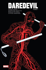 BD Daredevil par Mark Waid