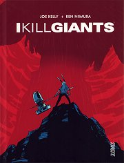 BD I kill giants (Je tue des géants)