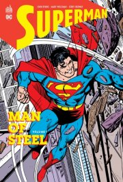 BD Superman - Man of Steel (L'Homme d'Acier)