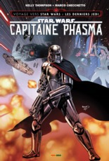 Accéder à la BD Star Wars - Capitaine Phasma