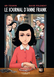 BD Le Journal d'Anne Frank