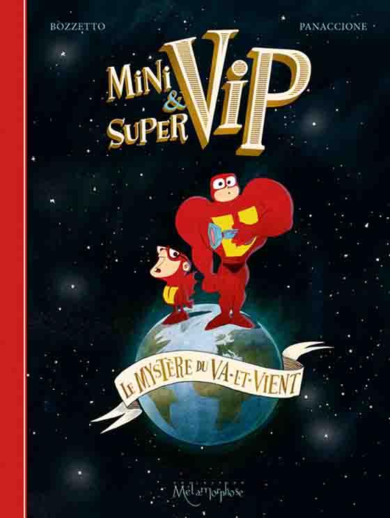 Accédez à la BD Minivip & Supervip