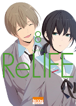 BD ReLIFE - ReLIFE - tome 8