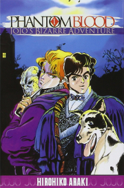 BD Jojo's Bizarre Adventure - Phantom Blood