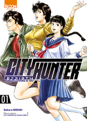 Accéder à la BD City Hunter Rebirth