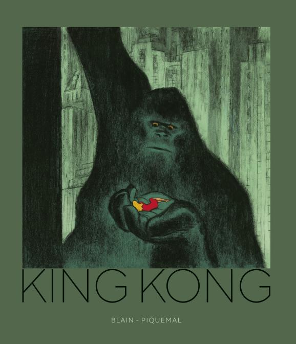 Accédez à la BD King Kong