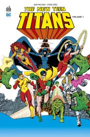 BD The New Teen Titans (Teen Titans)