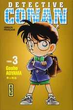 BD Détective Conan - Détective Conan, tome 3