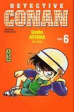 BD Détective Conan - Détective Conan, tome 6