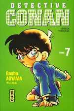 BD Détective Conan - Détective Conan, tome 7