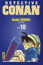 BD Détective Conan - Détective Conan, tome 10