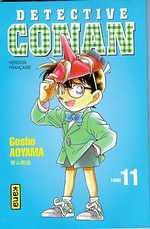 BD Détective Conan - Détective Conan, tome 11