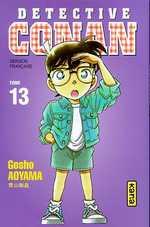 BD Détective Conan - Détective Conan, tome 13