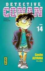 BD Détective Conan - Détective Conan, tome 14