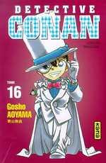 BD Détective Conan - Détective Conan, tome 16