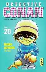 BD Détective Conan - Détective Conan, tome 20