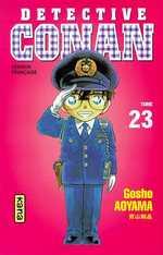BD Détective Conan - Détective Conan, tome 23