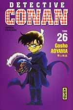BD Détective Conan - Détective Conan, tome 26