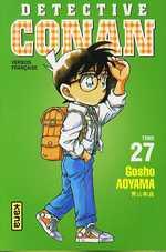 BD Détective Conan - Détective Conan, tome 27
