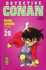 BD Détective Conan - Détective Conan, tome 28