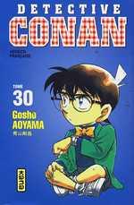 BD Détective Conan - Détective Conan, tome 30