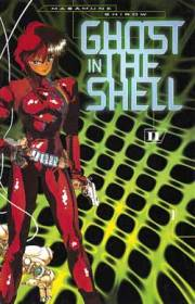 BD Ghost in the shell - Ghost in the shell, tome 2