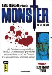 Acc�der � la BD Monster (Kana (Dargaud))