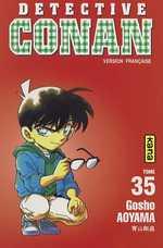 BD Détective Conan - Détective Conan, tome 35