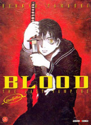 Accéder à la BD Blood The Last Vampire