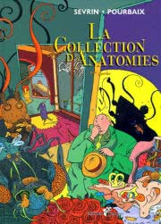 BD La collection d'anatomies
